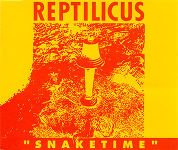 SNAKETIME (MCD, World Serpent 1993)