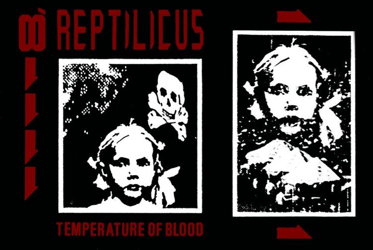 TEMPERATURE OF BLOOD (tape, Hel 1990 / CD, Cat's Heaven 1996)